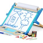 Melissa & Doug Double-Sided Magnetic Tabletop Easel - $19.99!