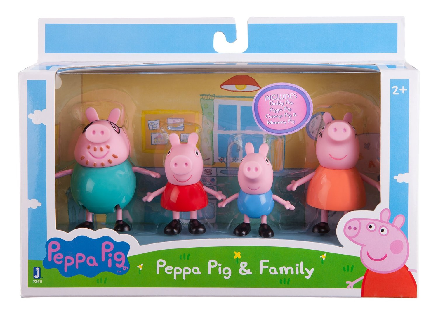 Best Peppa Pig Toys : Peppa pig family pack only reg become a