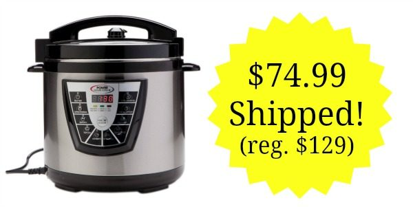 power-pressure-cooker-xl-8-quart-digital-non-stick-stainless-steel-steam-slow-cooker-and-canner