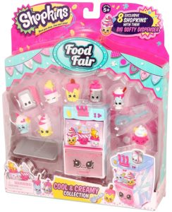 Shopkins Season 3 Food Fair Pack – Cool And Creamy Collection Only $5.13! (reg. $12.99)