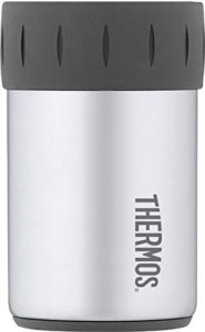 Thermos Stainless Steel Beverage Can Insulator for 12 Ounce Can – $6.37 Today Only!