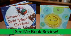 I See Me Personalized Book Review