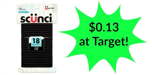 Target  Scunci Elastic Hair Ties Only  0.13! - Become a Coupon Queen a024b4acec2