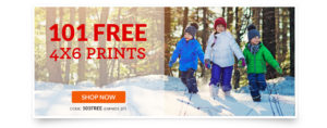 101 FREE Prints from York Photo!