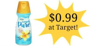 Target: International Delight Coffee Creamer Only $0.99!