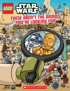 LEGO Star Wars: These Aren't the Droids You're Looking For Book Only $4.40!