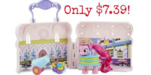 My Little Pony Friendship is Magic Pinkie Pie Donut Shop Playset Only $7.39 (Reg. 15)!