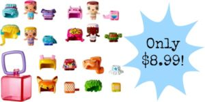 My Mini MixieQ's Fairy Land Fashion Pack Only $8.99!