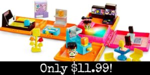 My Mini MixieQ's Plus Play Set Only $11.99!