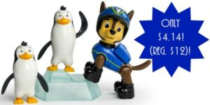 Paw Patrol Spy Chase and Penguins Rescue Set Only $4.14 (Reg. $12)!