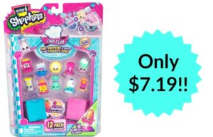 Shopkins Season 6 Chef Club, 12 Pack Only $7.19!