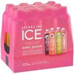 Sparkling Ice Variety Pack 12 Count as low as $8.48 Shipped! ($0.71 each)