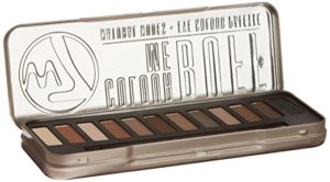 W7 'Colour Me Buff' Natural Nudes Eye Color Palette Only $8.99!