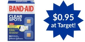 Target: Band-Aid Brand Adhesive Bandages Only $0.95!