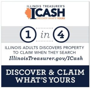 Get Your Unclaimed Cash from the Illinois Treasurer's I-Cash Program!