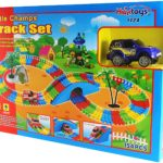 Magic Journey 154-Piece Flexible Track Playset Only $19.95!