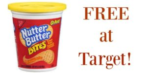 FREE Nutter Butter Go Paks at Target!