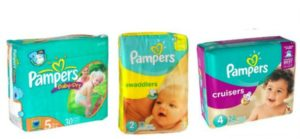 CVS: Pampers Diapers Jumbo Packs Only $4.66!