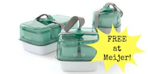 FREE Rubbermaid Fasten + Go Products at Meijer!