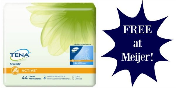 photograph regarding Tena Coupons Printable known as Totally free Tena Liners at Meijer! - Come to be a Coupon Queen