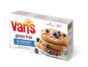 Target: Van's Gluten Free Waffles Only $0.50!