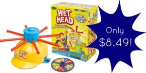 Wet Head Game Only $8.49!