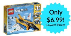 LEGO Creator Super Soarer Only $6.99! Lowest Price!