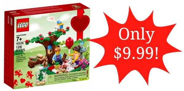 Lego Romantic Valentine Picnic Set Only 9 99 Become A