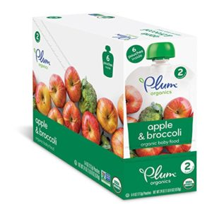 Plum Organics Stage 2 Pouches 12-packs as low as $6.75 Shipped! ($0.56/pouch)