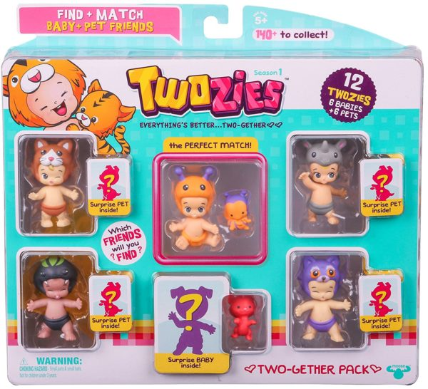 Twozies Season 1 Party Pack