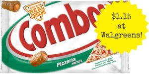 Walgreens: Combos Snacks Only $1.15!
