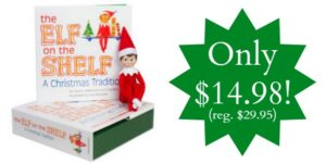 Elf on the Shelf Only $14.98!