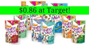 Target: Purina Friskies Party Mix Only $0.86!