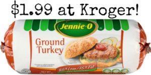 Kroger: Jennie-O Turkey Sausage Only $1.99!