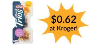 Kroger: Kraft Snack Trios Only $0.62!