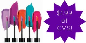 Walgreens: L'Oreal Lip Paint Only $1.99!