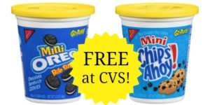 FREE Nabisco Go Cups at CVS!