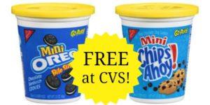 FREE Nabisco Go Cups at CVS!