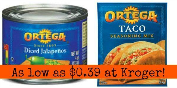 Ortega Taco products