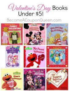 Valentine's Day Books Under $5!