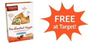 FREE Van's Gluten Free Crackers at Target!
