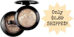 Binmer Baked Metallic Eyeshadow Only $2.89 SHIPPED!
