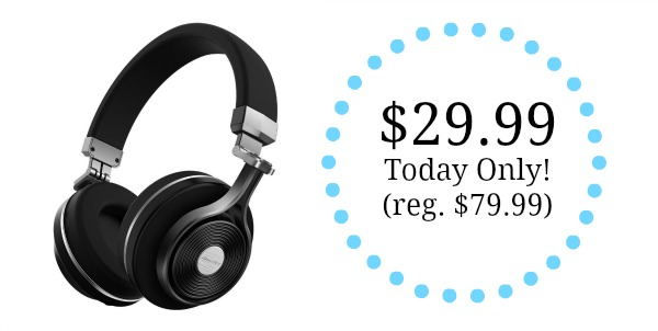 bluedio t3 extra bass wireless bluetooth 4 1 stereo headphones today only reg. Black Bedroom Furniture Sets. Home Design Ideas