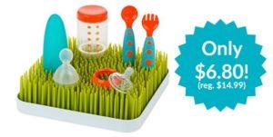 Boon Grass Countertop Drying Rack Only $6.80! (reg. $14.99)