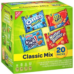 Nabisco Classic Cookie and Cracker Mix 20-Count Only $5.93!