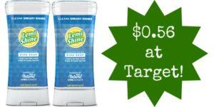 Target: Lemi Shine Dish Soap Only $0.56!