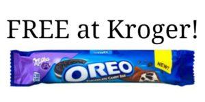 FREE Milka Oreo Bars at Kroger!