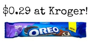 Kroger: Milka Oreo Bars Only $0.29!