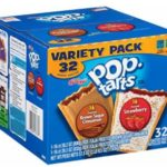 Pop-Tarts Frosted Strawberry and Frosted Brown Sugar Cinnamon 32-Count Pack Only $5.10!