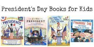 President's Day Books for Kids